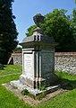 St Lawrence's Church, Church Street, Effingham (May 2014) (Bogle Tomb).JPG
