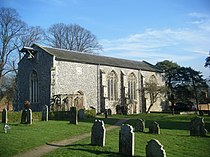 St Lawrence Church, South Walsham - geograph.org.uk - 1320695.jpg
