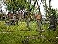 St Margaret's Church, Prestwich, Graveyard - geograph.org.uk - 1299006.jpg