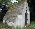 St Martin, Preston, Herts - Mausoleum - geograph.org.uk - 471751.jpg