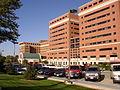 St Marys Hospital, Rochester, main entrance.jpg