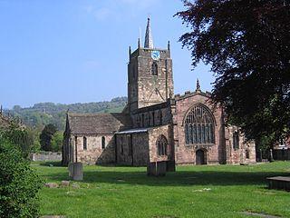 St Marys Church, Wirksworth Church in United Kingdom