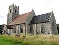 St Michael's church - geograph.org.uk - 1406562.jpg