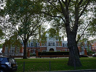 St Paul's Girls' School, Brook Green, London St Paul's Girls' School, London 14.JPG