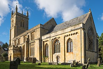 Church of St Peter and St Paul, Blockley St Peter and St Paul, Blockley.jpg