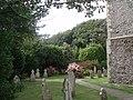 St Peter the Apostle Churchyard - geograph.org.uk - 1407967.jpg