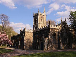 St Philip and St Jacob, Bristol Church in Bristol, England