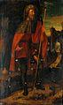 St Roch. Oil painting. Wellcome V0017343.jpg