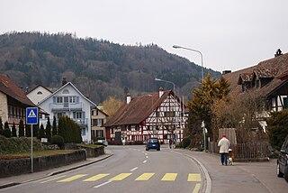 Stadel bei Niederglatt Place in Zurich, Switzerland