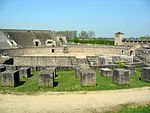 Stadium (3) (archaeological park Xanten, Germany, 2005-04-23).jpg