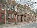 Staffordshire University, College Road, Stoke - geograph.org.uk - 332924.jpg