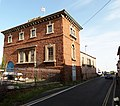 Starcross pumping engine house, view from the village, South Devon.jpg