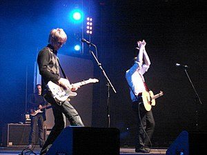 Starfield (band) - Starfield in concert