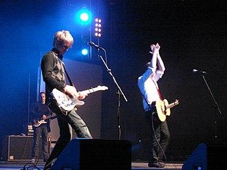 Starfield (band) - Starfield in concert