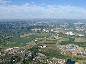 Lemon Township, Butler County, Ohio - Countryside in Lemon Township