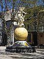 Statue d'Amphitrite - Agde, 2015.jpg