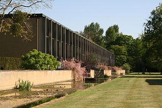 Povl Ahm - St Catherine's College, Oxford