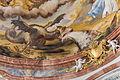 Stift Altenburg Kirche Kuppelfresko Drache 01.JPG