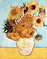 Still Life - Vase with Twelve Sunflowers - My Dream.jpg