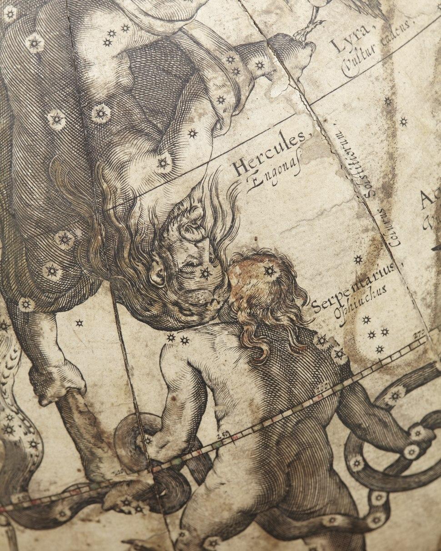 Stjärnbild på Herkules, 1602 - Skoklosters slott - 102426