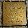 Stolperstein Ahaus Wallstraße 3 Bertha Davids.jpg
