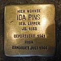 Stolperstein Höxter Marktstraße 12 Ida Pins.jpg