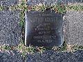 Stolperstein Heinrich Körner Reuterstraße 153 Bonn.JPG