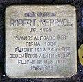 Stolperstein Nachodstr 22 (Wilmd) Robert Neppach.jpg