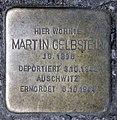 Stolperstein Rungestr 18 (Mitte) Martin Gelbstein.jpg