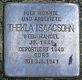 Stolperstein Thekla Isaacsohn Baden-Baden.jpg