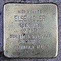 Stolperstein Wichmannstr 10 (Tierg) Else Adler.jpg