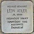 Stolperstein für Leon Adler (Esch-sur-Alzette).jpg