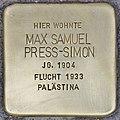 Stolperstein für Max Samuel Press-Simon (Heidelberg).jpg