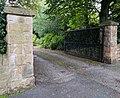 Stoneleigh, Crowhill Drive, Mansfield (Gate Pillars).jpg