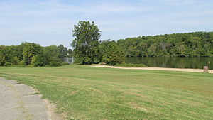 Stonelick State Park - Image: Stonelick State Park 1