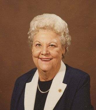 Thelma Stovall - Thelma Stovall in 1983 while Commissioner of Labor in the Cabinet for Governor John Y. Brown Jr.