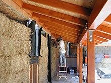 Straw Bale Construction Wikipedia