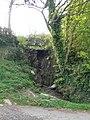 Stream near Bryn Saint, Cynwyd - geograph.org.uk - 417476.jpg