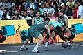 Streetball in Tehran Ab-o-Atash Park 0013.jpg