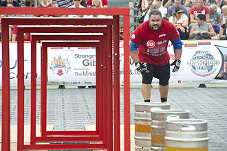 Strongman Champions League - Strongman Champions League in Gibraltar.