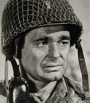 Stuart Whitman - Stuart Whitman in The Longest Day (1962)