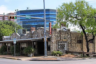 Red River Cultural District (Austin, Texas) - Stubb's Bar-B-Q is one of the many popular nightclubs in the Red River Cultural District.