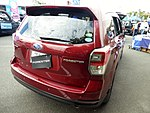 Subaru FORESTER 2.0i-L EyeSight (DBA-SJ5) rear.jpg
