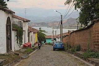Suchitoto Municipality in Cuscatlan, El Salvador