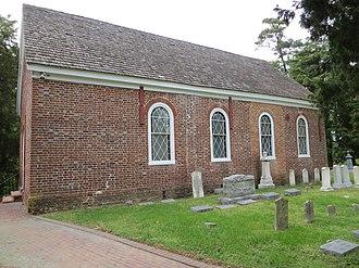 St. John's Church (Chuckatuck, Virginia) - St. John's Church in 2013