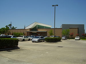 Fort Bend County Libraries - Image: Sugar Land Library Sugarland TX