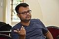 Sumit Surai Talks - West Bengal Wikimedians Strategy Meetup - Kolkata 2017-08-06 1688.JPG