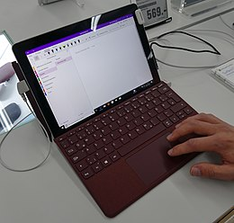 Surface Go Wikipedia