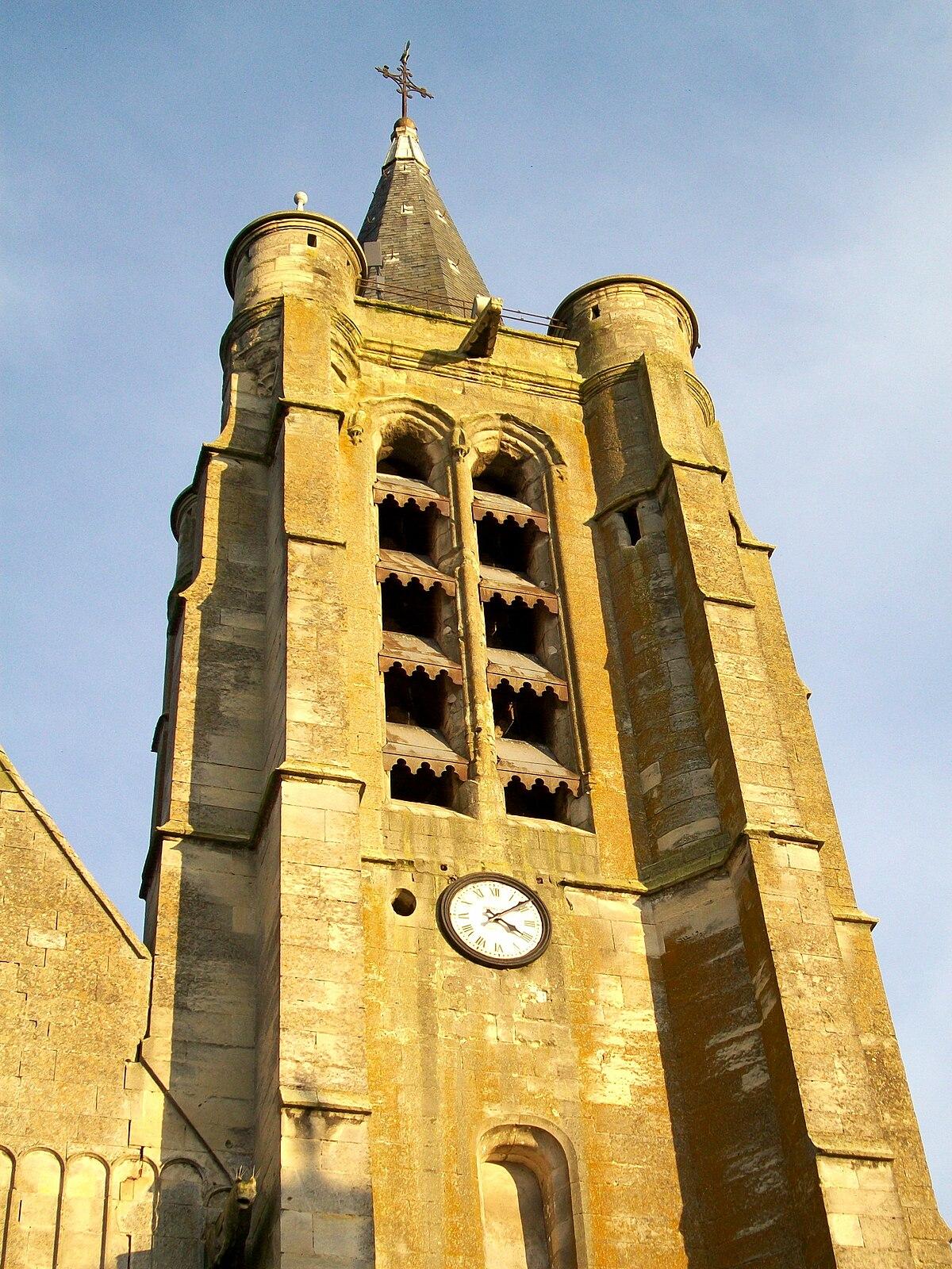 Narbonne Version 3 1: File:Survilliers (95), Clocher De L'église St-Martin.jpg
