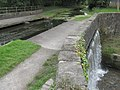 Swansea Canal overflows into Lower Clydach River - geograph.org.uk - 1455015.jpg